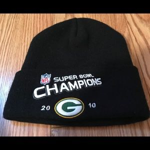 Green Bay Packers stocking hat